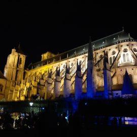 Retour aux sources… Bourges, ma ville natale…