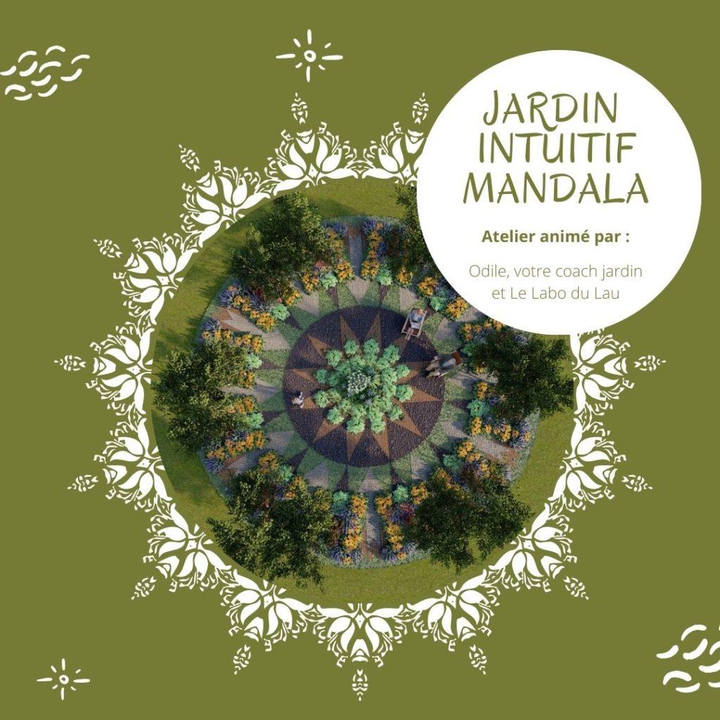 Atelier Jardin Intuitif Mandala