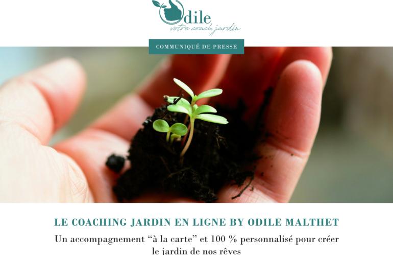 Le coaching jardin en ligne by Odile MALTHET